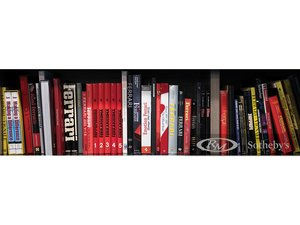 Picture of Ferrari Motoring Books