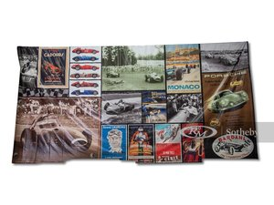 Very Large Automotive-Themed Vinyl Banners