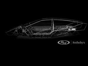 Picture of Lamborghini Countach Replica Chassis