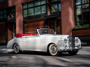 Picture of 1961 Rolls-Royce Silver Cloud II Drophead Coupe Adaptation b For Sale by Auction