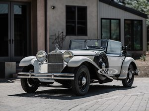 Picture of 1931 Mercedes-Benz 370 S Mannheim Sport Cabriolet  For Sale by Auction