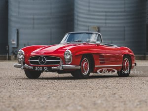 Picture of 1963 Mercedes-Benz 300 SL Roadster  For Sale by Auction