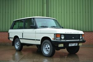 Picture of 1988 Range Rover Two-Door Classic For Sale by Auction
