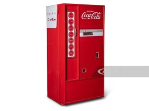 Vendo HA56A-A Coca-Cola Vending Machine