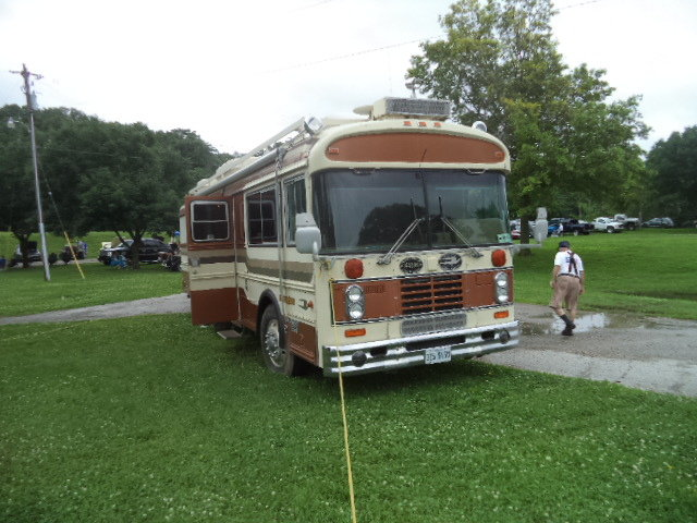 1982 Bluebird Wanderlodge Motor Home For Sale (picture 1 of 6)