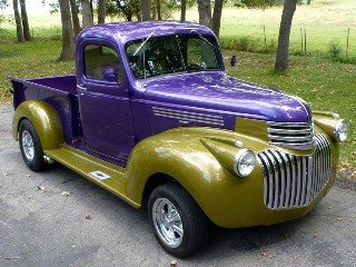 Picture of 1946 Chevrolet Pickup 3100 Truck Step~Side All Custom $32.5k For Sale