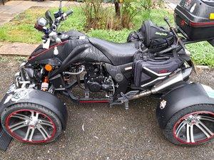 Lot 158 - A 2020 Dobo Racing SPY F3 250cc - 28/10/2020