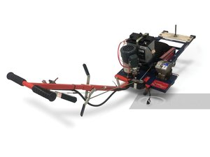 Power Tow Electric Aircraft Tug