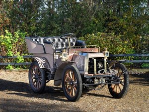 Picture of 1902 Panhard-Levassor 7 HP Type A Rear-Entrance Tonneau