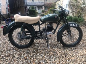 Picture of A 1957 DMW Dolomite - 11/11/2020 SOLD by Auction