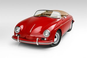 Picture of 1956 Porsche 356A Speedster Rare 1 of 949 made Red $365k For Sale