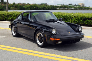Picture of 1986 911 Carrera Coupe 5 speed All Black driver $57.9k For Sale