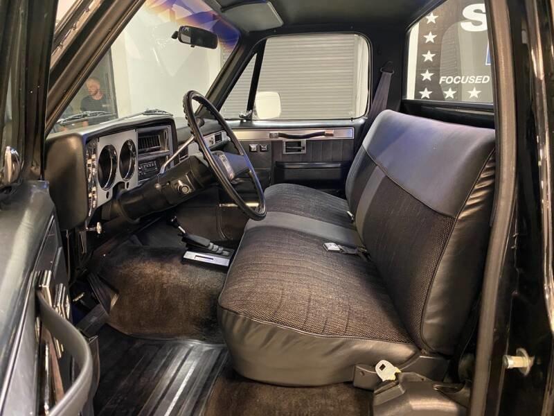 1987 Chev R/V 10 Series V10 Silverado Pick Up Truck 4x4 4WD For Sale (picture 3 of 6)