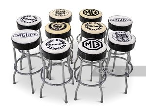 British Automotive Marque Stools