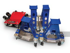 Heavy-Duty Jack Stands