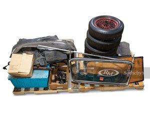Triumph TR4 Spare Parts