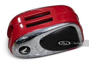 Honda Motorcycle Gas Tank Toaster