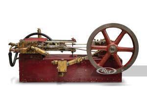 Two-Cylinder Engine Model