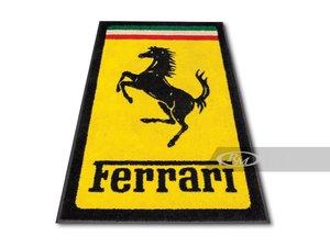 Ferrari Cavallino Rampante Door Mat