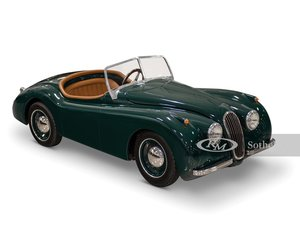 Jaguar XK 120 Childrens Car by Harrington