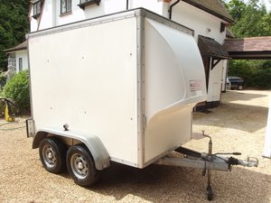 Picture of 2010 WESSEX TRAILERS BOX TRAILER FOR SALE - EXCELLENT CONDITION   For Sale