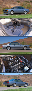 Picture of 1985 BMW M635CSi Coupe Euro-specs Sunroof manual $79k For Sale