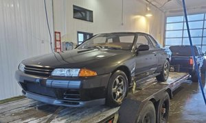 Picture of 1990 Nissan Skyline R32 GT-R Coupe RHD Project Black $19.5k For Sale