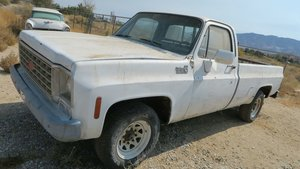 Picture of 1976 CHEVROLET C20 Pick UP Truck Long Bed 350 AT $3.9k For Sale