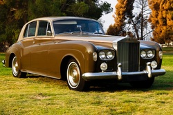 Picture of 1965 Rolls-Royce Silver Cloud III - LHD + AC Sand(~)Tan $59k For Sale