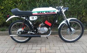 Picture of Malanca Testarossa 50cc - 1972 - Fresh restored SOLD