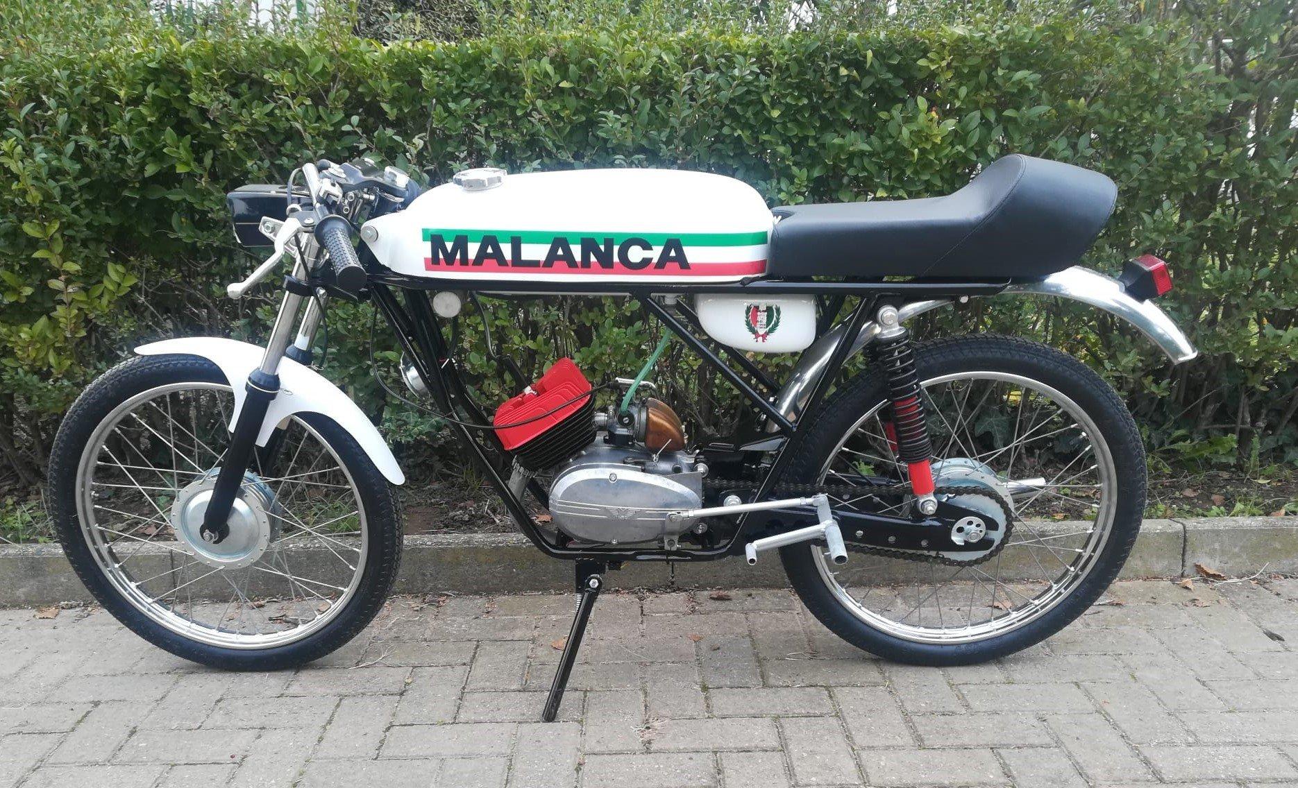 Malanca Testarossa 50cc - 1972 - Fresh restored For Sale (picture 2 of 6)