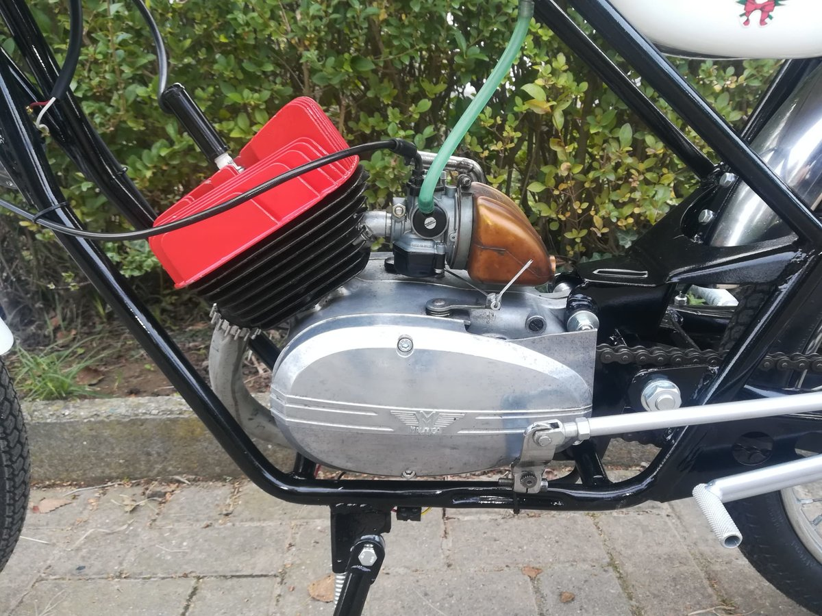 Malanca Testarossa 50cc - 1972 - Fresh restored For Sale (picture 3 of 6)