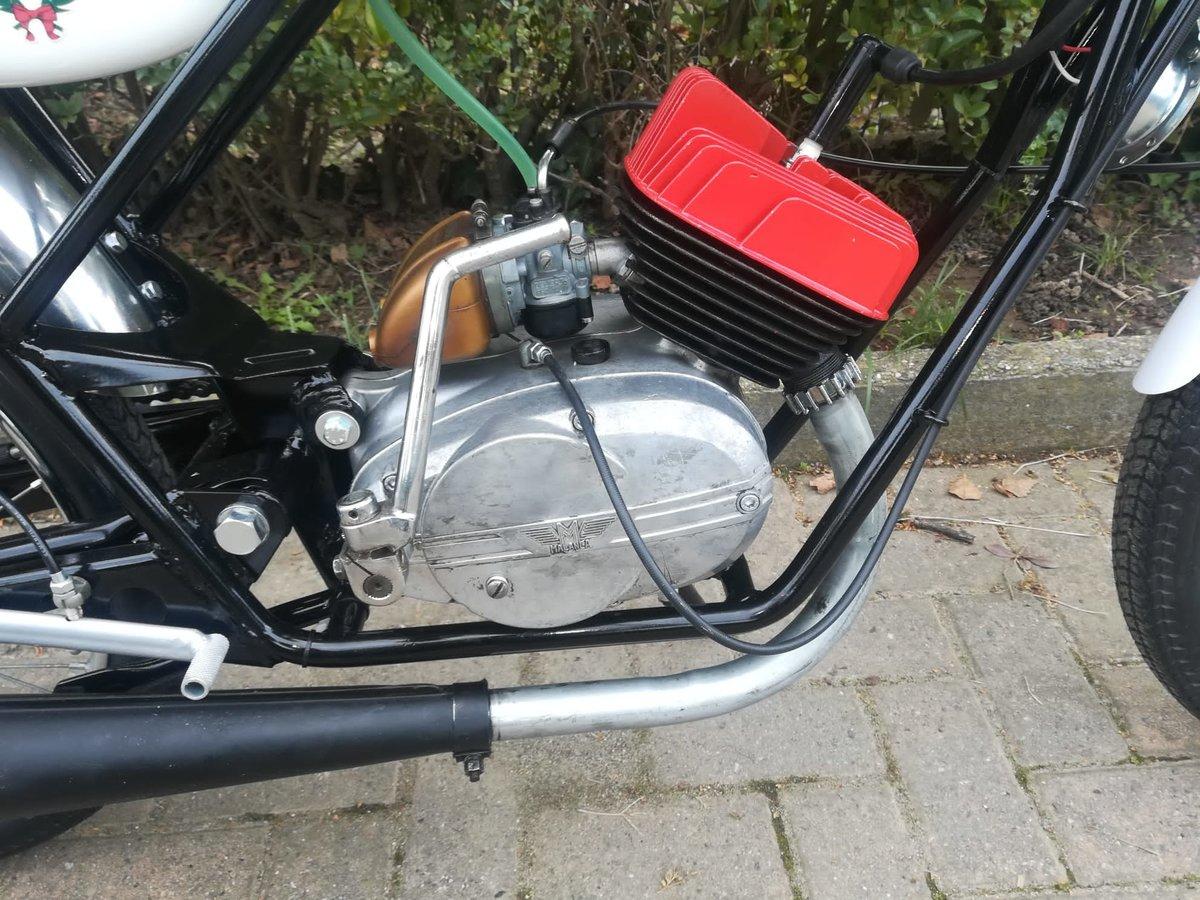 Malanca Testarossa 50cc - 1972 - Fresh restored For Sale (picture 4 of 6)