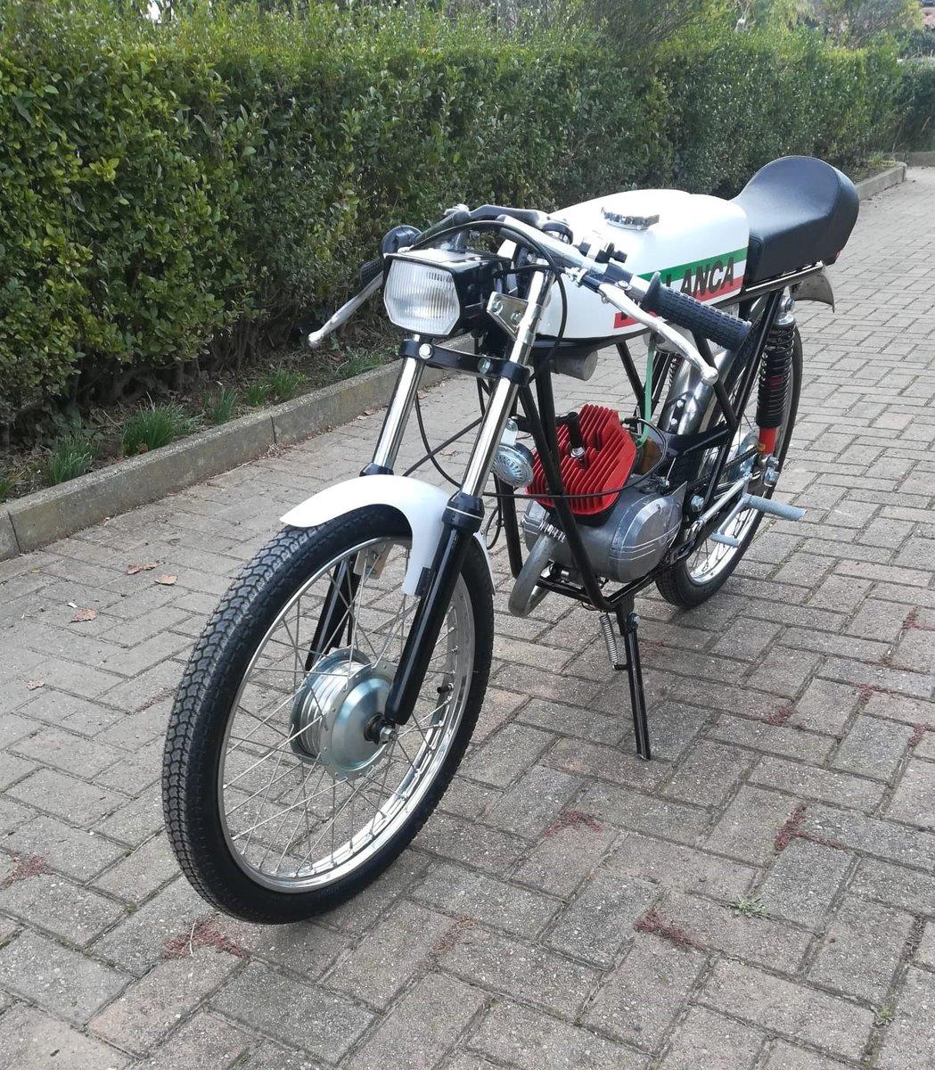 Malanca Testarossa 50cc - 1972 - Fresh restored For Sale (picture 5 of 6)