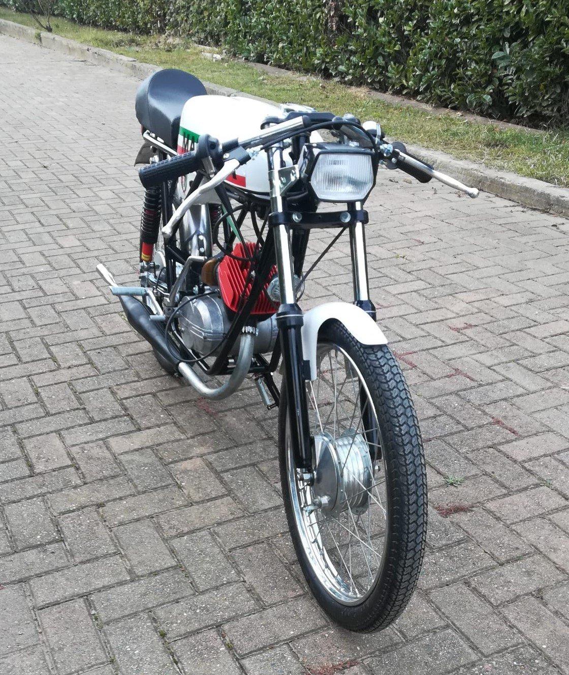 Malanca Testarossa 50cc - 1972 - Fresh restored For Sale (picture 6 of 6)