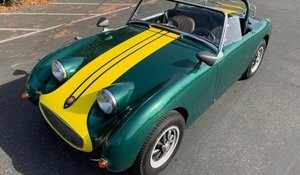Picture of 1959 Austin Healey Sprite Roadster LHD only 16k miles $12k For Sale