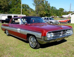 Picture of 1962 Oldsmobile Starfire Coupe HardTop 28k miles 350 AT $22. For Sale