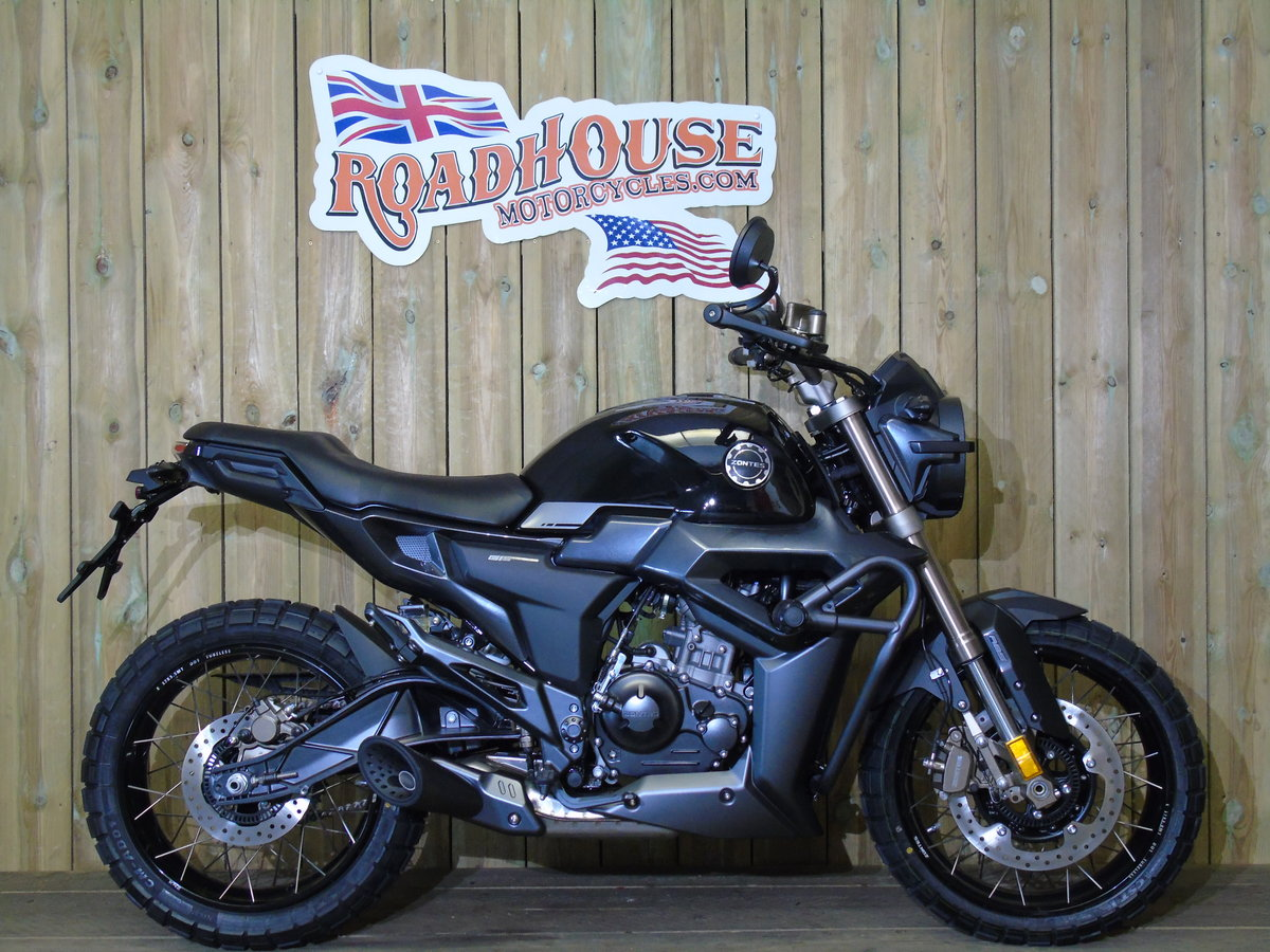 2020 Zontes ZT125 G1 Scrambler, Brand New 2Yr Warranty. For Sale (picture 1 of 6)