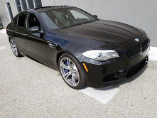 Picture of 2013 BMW M5 Clean Black very Rare 6 Speed Manual $52.5k For Sale
