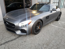 Picture of 2017 Mercedes AMG GTS Coupe Clean Satin Grey $88.8k For Sale
