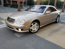 Picture of 2001 Mercedes Benz CL500 low 55k miles smoke Silver $10.5k For Sale