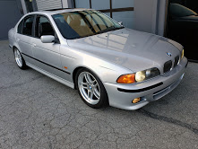 Picture of 2008 BMW M5 Coupe V-10 E60 clean Fast Silver driver $19.9k For Sale