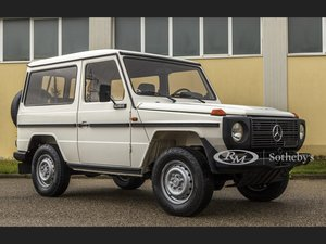 Picture of 1980 Mercedes-Benz 240 GD  For Sale by Auction