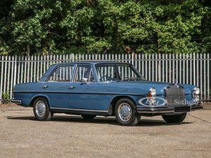 Picture of 1972 Mercedes-Benz 280 SE 3.5 Saloon  For Sale by Auction