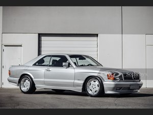 Picture of 1989 Mercedes-Benz 560 SEC AMG Wide-body  For Sale by Auction
