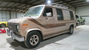Picture of 1981 Ford E-Series E150 Cargo Van Camper driver $7.9k For Sale
