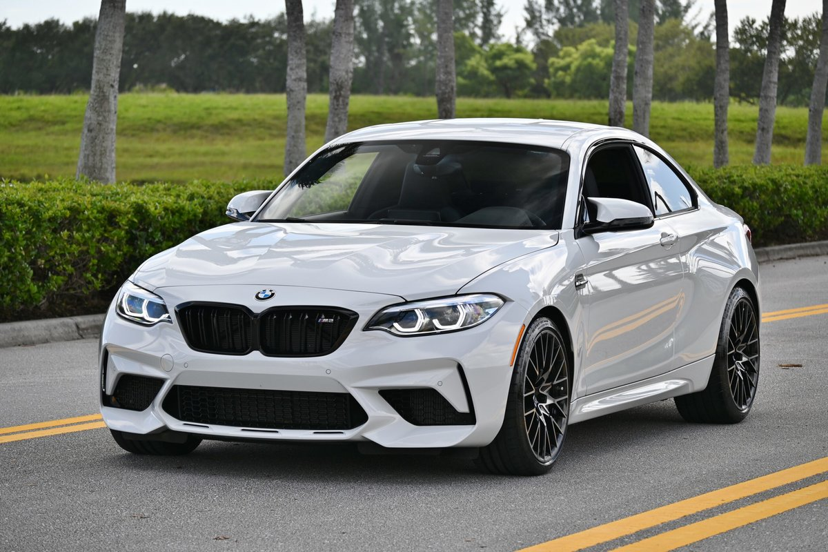 2020 BMW 2-Series M2 COMPETITION 5k miles Ivory $59.9k For Sale (picture 1 of 6)