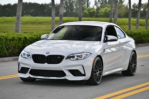 2020 BMW 2-Series M2 COMPETITION 5k miles Ivory $59.9k