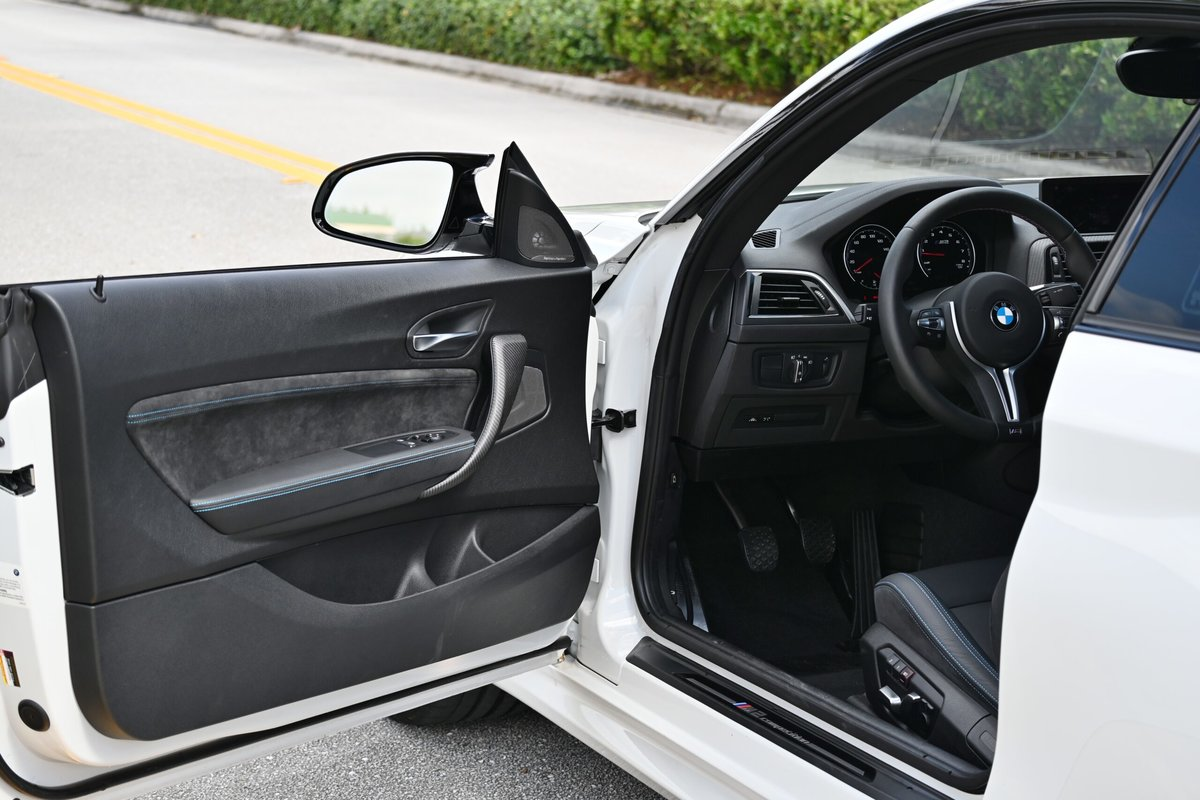 2020 BMW 2-Series M2 COMPETITION 5k miles Ivory $59.9k For Sale (picture 3 of 6)