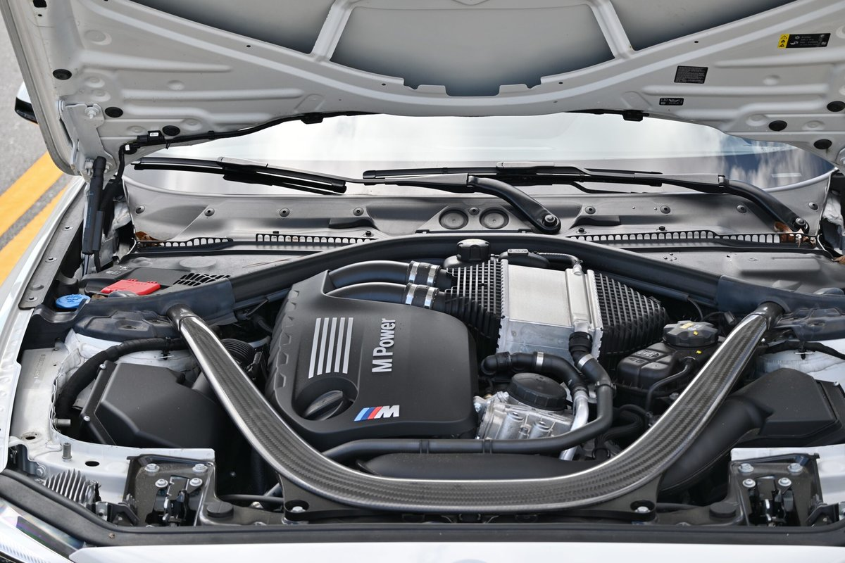 2020 BMW 2-Series M2 COMPETITION 5k miles Ivory $59.9k For Sale (picture 5 of 6)